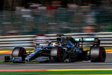 Mercedes power van Nildo Scoop