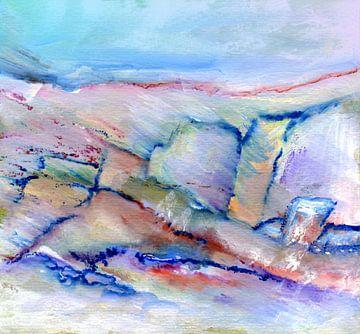 Felsen von Claudia Gründler