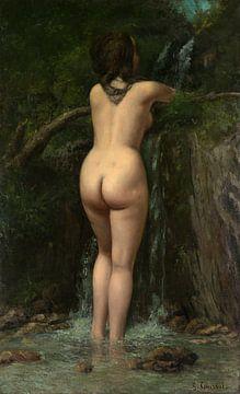 De Bron, Gustave Courbet