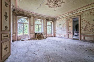 Lost Place - die pinke Villa