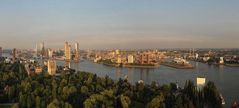 Rotterdam,panorama. von Tilly Meijer