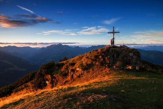 Alpen Zonsopgang