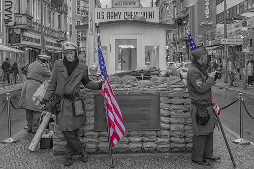 Checkpoint Charlie van Amsterdam Fotografie (Peter Bartelings)
