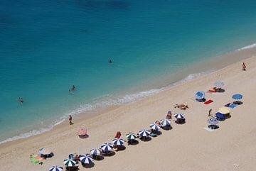 Zon, zee en strand: Griekenland van