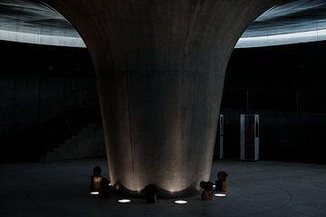 Moderne architectuur van Christoph Kötteritzsch