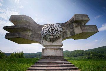 monument de la révolution sur Kristof Ven