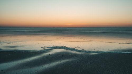 Norderney zur blauen Stunde