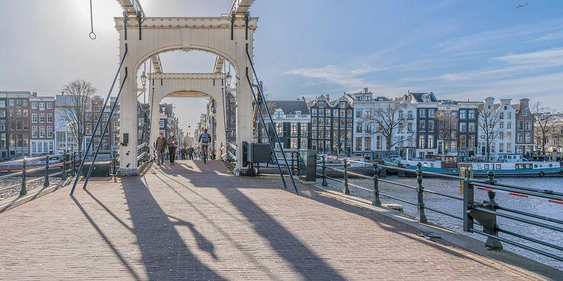 Magere brug van Maarten Drupsteen
