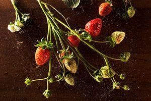 Aardbeien van Igor Sens