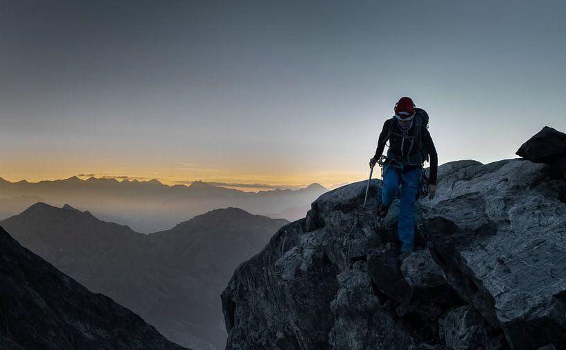 Alpine Mornings van menno visser