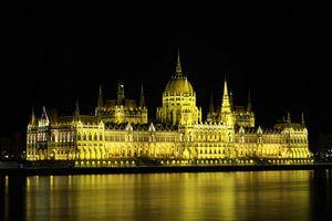 Parlementsgebouw in Boedapest Hongarije