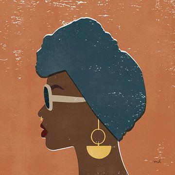 Kenia Couture II, Moira Hershey von Wild Apple