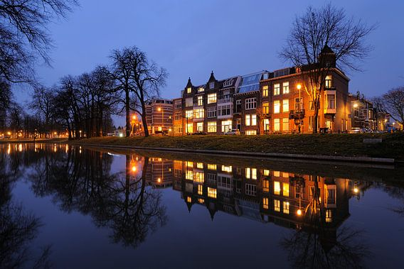 Maliesingel in Utrecht van Donker Utrecht
