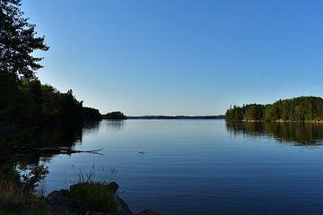 Schwedische Gewässer von Naomi Elshoff