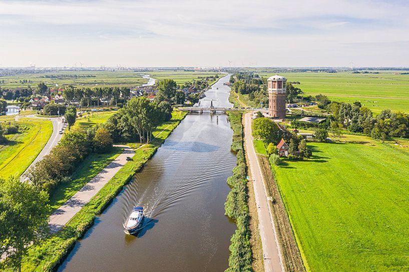 Watertoren Assendelft van Pascal Fielmich