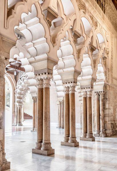 Zaragoza, Spanje (gezien bij vtwonen) van Lorena Cirstea