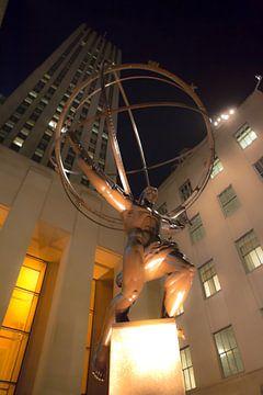 Rockefeller Center, New York van Maarten Egas Reparaz