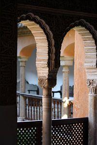 Andalusië doorkijk