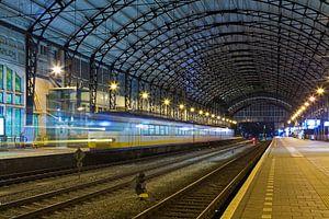 Bahnhof Haarlem