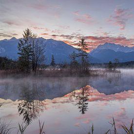 L'incendie de Karwendel sur Patrice von Collani