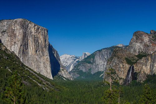 Yosemite national park van Ilya Korzelius