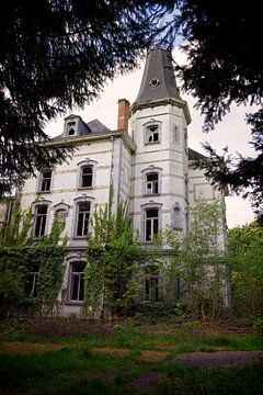 Urbex: Schloss von Carola Schellekens