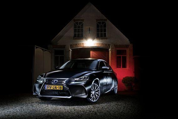 Lexus IS300h van Thomas Boudewijn