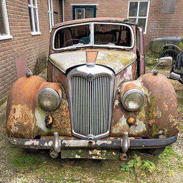 Oud Engels Automerk Riley van Willem Visser