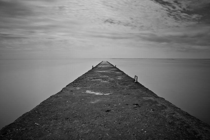 When sky meets the ocean van Jaap de Wit