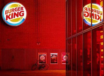 Red Burger van Alexander van der Linden