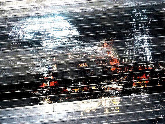 Urban Abstract 7 van MoArt (Maurice Heuts)