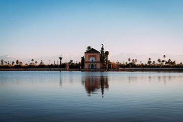 Marrakesh en het Atlasgebergte van Louise van Gend