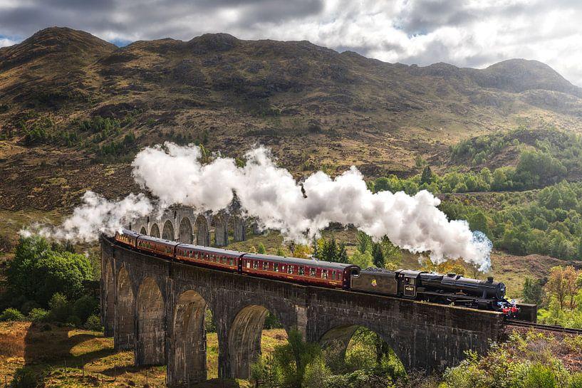 Hogwarts Express 1. von Markus Stauffer