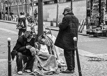 dakloze parijs von Robby Stifter