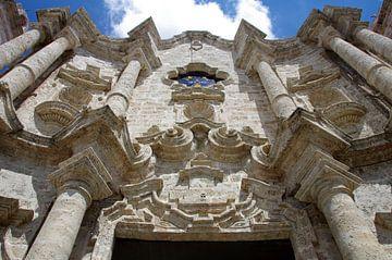 Kathedraal Havana van