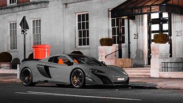 McLaren 675LT  van joost prins