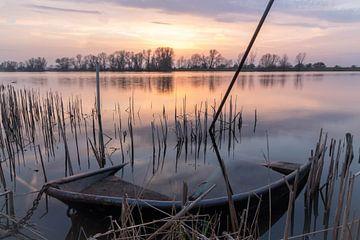 Gezonken boot von Lisette Wiersma