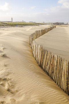 Strand Katwijk sur Dirk van Egmond