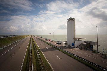 Afsluitdijk von Martijn van Geloof