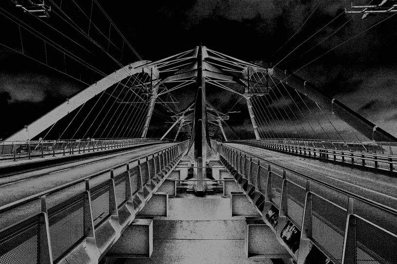 Bridge 2 Y-burg van Ernst van Voorst
