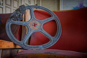 Urbex : rôle de cinéma dans un théâtre abandonné