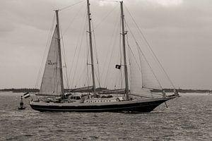 """Zeilschip driemaster """"de Eendracht"""""""