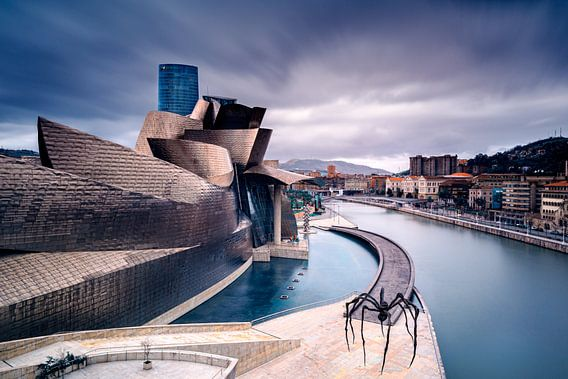 Musée Guggenheim van Arnaud Bertrande