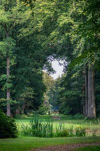 Nederlands landgoed Boekesteyn in 's-Graveland van Muriel Dorland