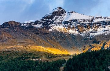 the Col du Mont-Cenis van claes touber