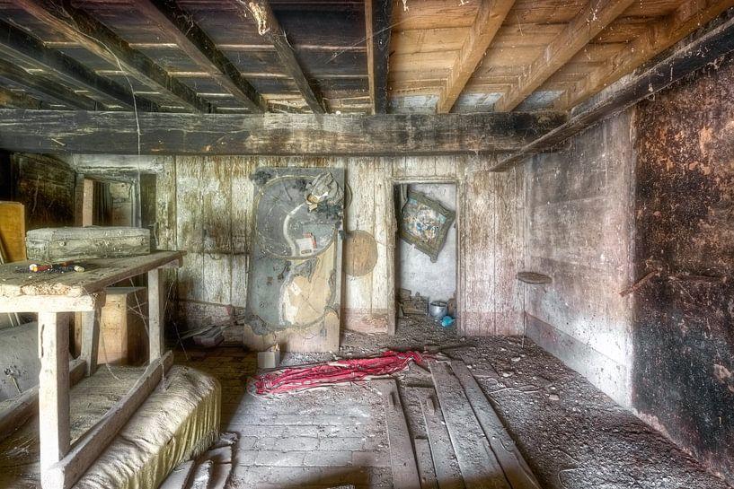 Verlassenes Spielzimmer von Roman Robroek