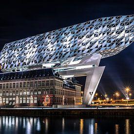 Havenhuis Antwerpen van Alexander Mol