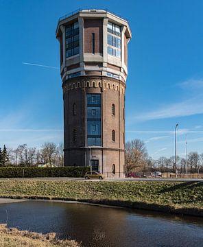 Watertoren van Assendelft von Paul Tolen
