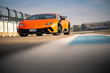 Lamborghini Huracan Performante van Martijn Bravenboer