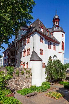 Alte Burg, Koblenz, Rheinland-Pfalz, Deutschland, Europa